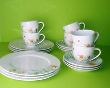 VILLEROY & BOCH GROUP SWEET TIME KAFFEESERVICE 18 TEILE GALLO DESIGN TOP
