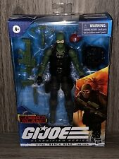 GI JOE CLASSIFIED SERIES WAYNE ?BEACH HEAD? SNEEDEN BLUE EYES VARIANT TARGET EX