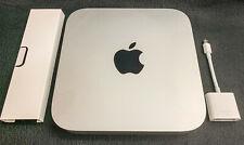 2014 Mac Mini 3GHz i7  512GB SSD +1TB SSD 16GB  Catalina OS