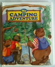 """Children's Personalized Book, """"My Camping Adventure"""", Gift for Birthday"""