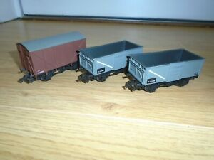 Collection of Bachmann Wagons for Hornby OO Gauge Sets