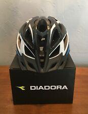 Diadora Adult 1.0 Free Ride Bike Helmet Red/Black Large