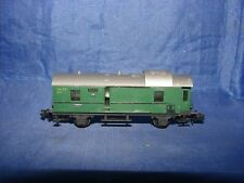 N WAGON FOURGON BAGAGES ARNOLD TRAIN ELECTRIQUE