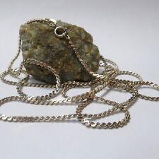 835er Masiv Silberkette Kette Collier Halskette 90,0 cm