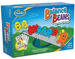 Balance Beans Seesaw Logic Game by Thinkfun   Maths and Physics Learning   STEM