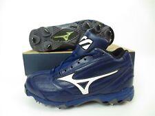 Men's MIZUNO 9 SPIKE Classic G4 Mid Baseball Cleats 320224-0010 Shoes Sz 9.5
