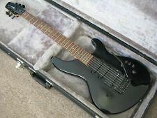 Aria Pro II GT-3 electric guitar in Metallic Black - split coil + floating trem.