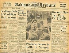 More details for wallace scores in battle of schools birmingham civil rights september 3 1963 b17