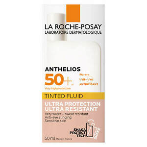 La Roche-Posay Anthelios Tinted Fluid SPF50+ 50ml  GENUINE NEW