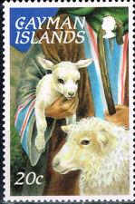 British Cayman Islands Fauna Sheepstamp 1970 MNH