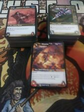 World Of Warcraft Card Game Collection. X270 Plus Mixed Wow Cards.
