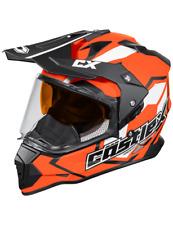 Castle X Mode Ds Sv Team Helmet Flo Orange