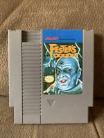 Nintendo NES Fester's Quest Video Game Cartridge *Authentic/Cleaned/Tested*