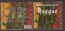 CD MOUVEMENT REGGAE. CD ALBUM 20 TITRES. 2003.TBE.