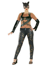 "CATWOMAN LINEA DONNA MOVIE Costume, medio, (USA 14), busto 38-40 "", girovita 31-34"""