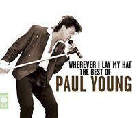 PAUL YOUNG - WHEREVER I LAY MY HAT  2 CD NEUF