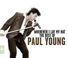 Paul Young-wherever I Lay My Hat 2 CD NUOVO