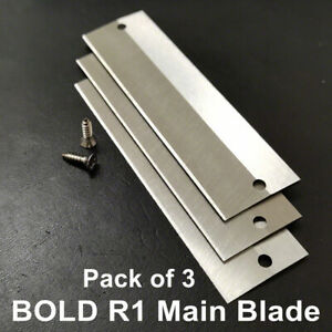 CHIPPERS AND PEELERS BOLD-R1 – Potato Chipper Main Blade - PACK OF 3
