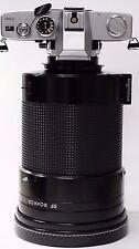 MINOLTA MD RF 800mm f8 Serial.1015630 Near Mint Condition & SRT-202 Excellent !