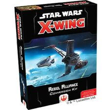 Rebel Alliance Conversion Kit Star Wars X-Wing Miniatures 2nd Edition Game SWZ01