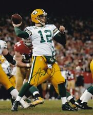 Aaron Rodgers Signed Autograph 8X10 Photo Green Bay Packers