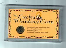 The Lucky Wedding Coin from the American Historic Society! #I2218