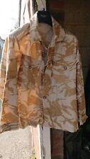 More details for british army vintage gulf war jacket dpm combat tropical desert
