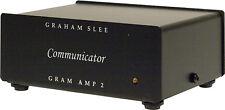 Graham Slee Gram Amp Communicator 2 - Award MM Phono Stage Pre Amp PreAmp