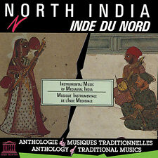 Various Artists - North India: Instrumental Music of Mediaeval [New CD]