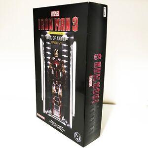Dragon Iron Man 3 1/9 Hall of Armor Mk.VII Mark 7 Model Kit Avengers