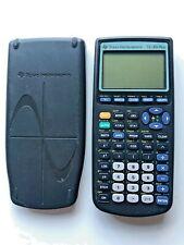 Texas Instruments TI-83 Plus Graphing Calculator Black