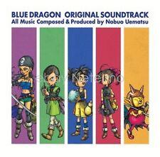 New 0761-2 BLUE DRAGON ORIGINAL SOUNDTRACK CD Song Music Anime Game