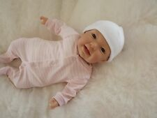 FAKE BABY GIRL GZRS Realistic Childs 1st Reborn Baby Doll Birthday Xmas Gift