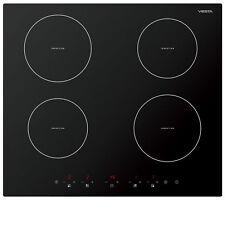 Viesta 4 Foyers Plaque de Cuisson à induction Contrôle tactile Cuisinière