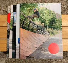 Free Skate Mag Issues 1-5 Europe Skateboarding