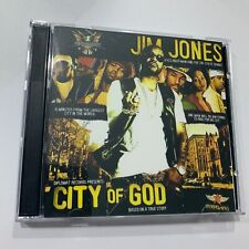 Dipset Presents Jim Jones City of God Nyc Harlem Diplomats Mixtape Mix Cd