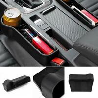 2pcs/set Multifunction Car Seat Gap Catcher Filler Storage Box Pocket Organizer