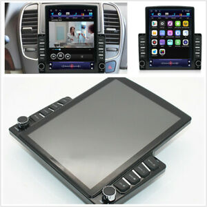 9.7in Car Stereo Radio MP5 Player 2DIN Bluetooth Handsfree Wifi w/GPS Navigation
