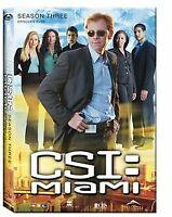 CSI: Miami - Season 3.1 (3 DVDs) von Joe Chappelle, ... | DVD | Zustand sehr gut