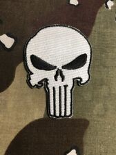 Punisher Embroidered Patch P007P X-Men Daredevil Wolverine