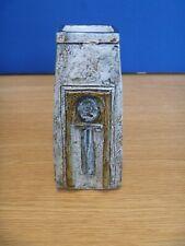 Stunning & Authentic 1973-74 Troika 'Stickman' Coffin Vase by Teo Bernatowitz