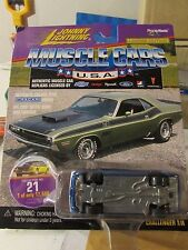 Johnny Lightning 1/64 Muscle Cars USA 1970 Dodge Challenger T/A