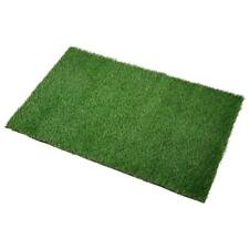 Artificial Synthetic Grass Mat Fake Lawn Turf Pet Puppy Dog Training Pee Pad New