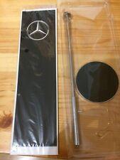 Mercedes Benz Tischfahne Fahne Flagge 1:18 Original Wimpel Neu W201,W124,R129