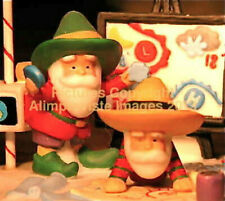 Dept 56 North Pole Santa'S Flight Planning Team 57206! NeW! Mint! FabUloUs!