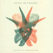 ALICE IN CHAINS THE DEVIL PUT DINOSAURS HERE CD ROCK 2013 NEW