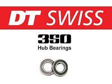 DT SWISS 350 Rear Hub 142/12mm axle Disc Brake Hybrid Ball Bearing Rebuild Kit