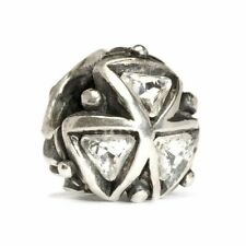 Trollbeads Crystal Triangles pendant, New