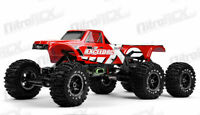 1/10 Exceed RC 6x6 Mad Torque Off-Road Rock Crawler 2.4ghz Ready to Run Electric