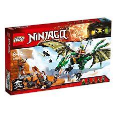 Lego ® Ninjago ™ 70593 de la energía verde-dragón nuevo embalaje original _ the Green NRG Dragon New